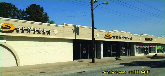 Granby Street Shoppes