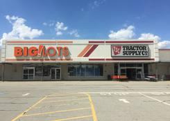 Franklin Village Shopping Center: