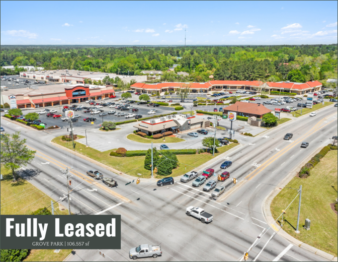 Grove Park Shopping Center