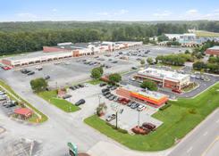 Riverbridge Shopping Center: