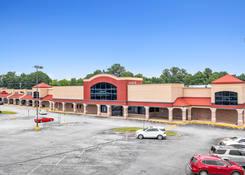 Cypress Shopping Center: